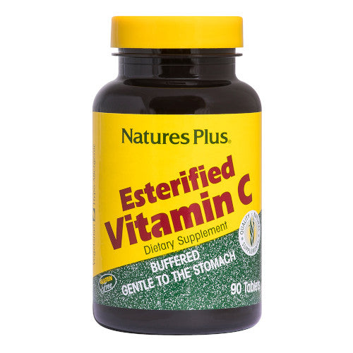 Nature's Plus Esterified Vitamin C 90 Tablets-Nature's Plus-Ur Vitamins
