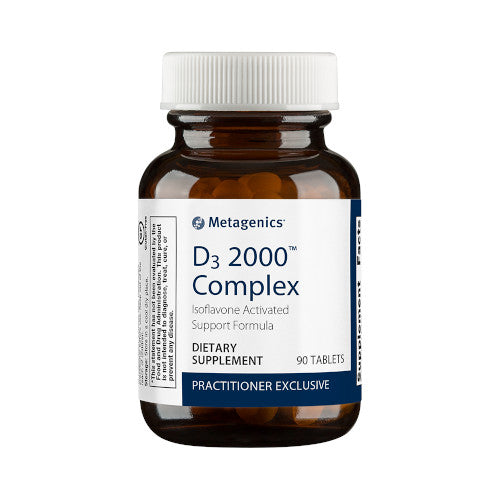 Metagenics D3 2000 Complex 90 Tablets