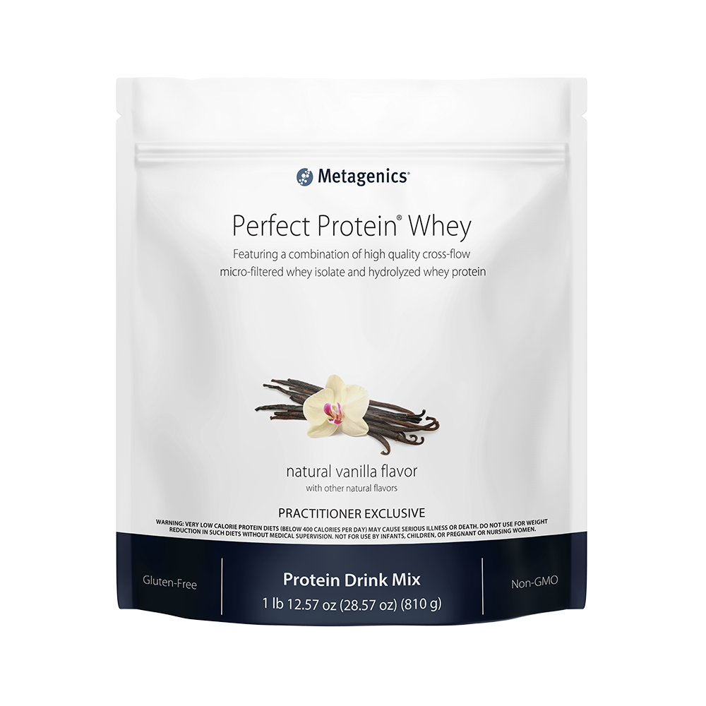 Perfect Protein Whey Vanilla 30 Servings