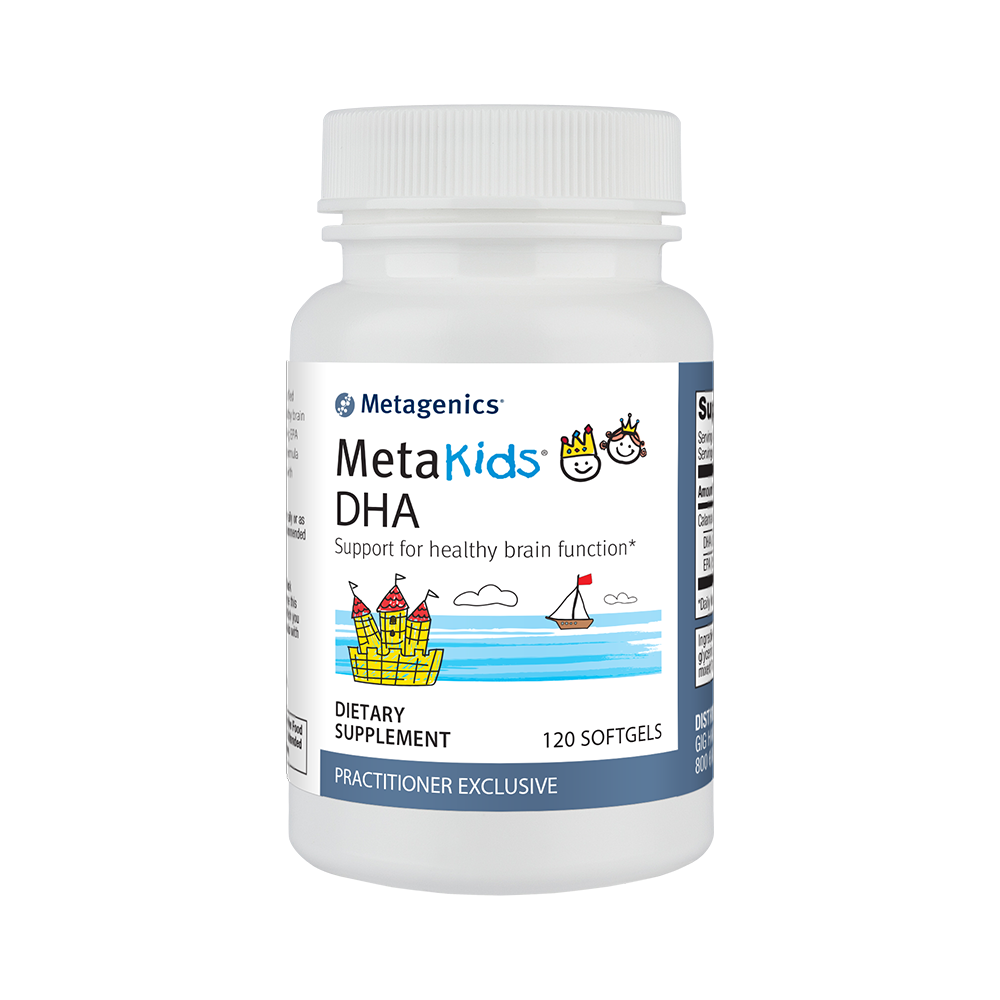 Metagenics DHA Children's 120 softgels