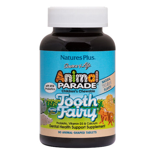 Animal Parade Tooth Fairy 90-Nature's Plus-Ur Vitamins