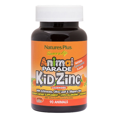 Animal Parade KidZinc Lozenges 90-Nature's Plus-Ur Vitamins