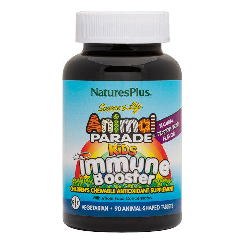 Animal Parade Kids Immune Booster Tropical Berry-Nature's Plus-Ur Vitamins