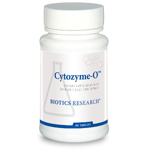 Biotics Research Cytozyme-O (Raw Ovarian) 60 Tabs