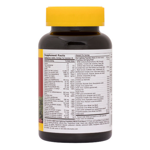 Source Of Life Red Tablets 90-Nature's Plus-Ur Vitamins