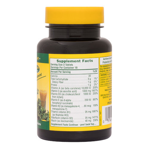 Nature's Plus Source Of Life Tablets 90-Nature's Plus-Ur Vitamins