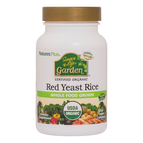 Source of Life Garden Red Yeast Rice-Nature's Plus-Ur Vitamins