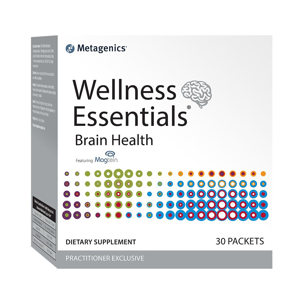 Metagenics Wellness Essentials Brain Health