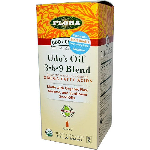 Udo's Choice Udo's Oil 3·6·9 Blend 32 fl oz