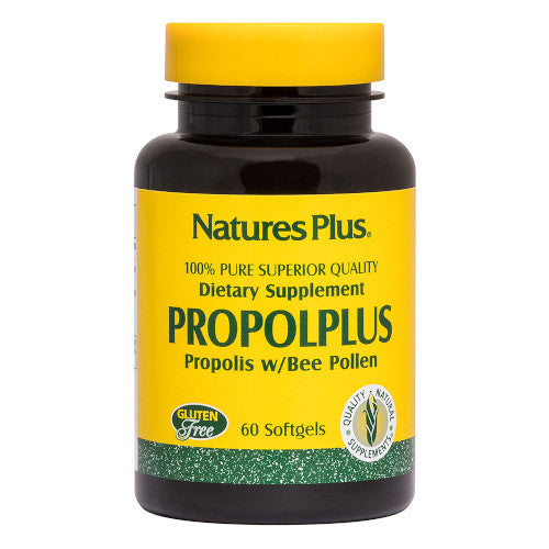 Nature's Plus Propol Plus Softgels 60-Nature's Plus-Ur Vitamins