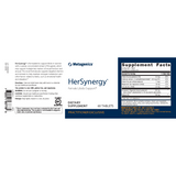 Metagenics HerSynergy 60 Tablets