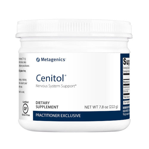 Metagenics Cenitol Powder 7.8 oz
