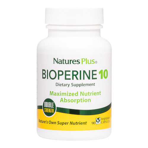 Nature's Plus Bioperine 10 90 Vcaps-Nature's Plus-Ur Vitamins