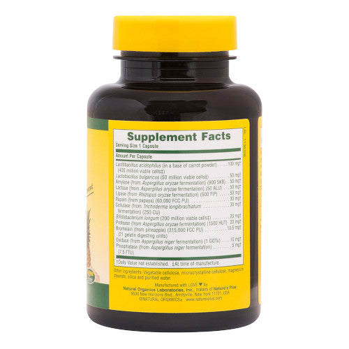 Nature's Plus Source Of Life Vibra Gest Vcaps 180-Nature's Plus-Ur Vitamins