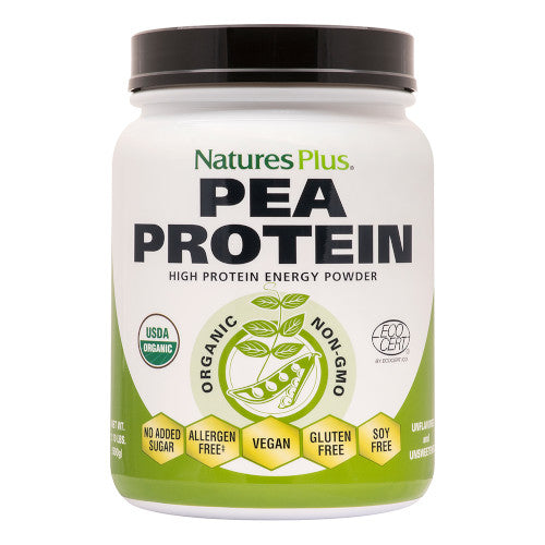 Nature's Plus Pea Protein Powder-Nature's Plus-Ur Vitamins