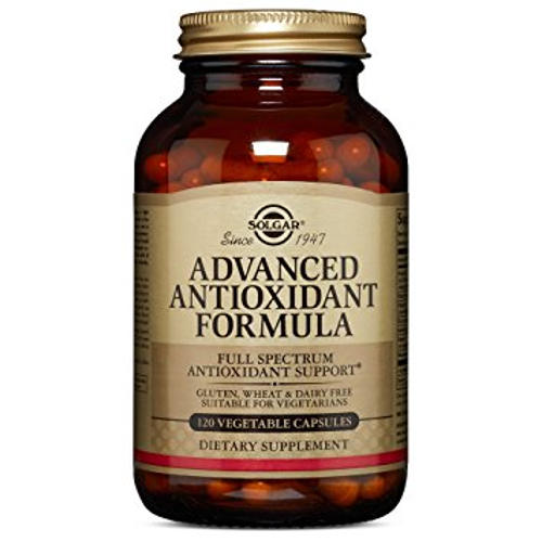 Solgar - Advanced Antioxidant Formula 120 VCap|Solgar - Advanced Antioxidant Formula 120 VCap