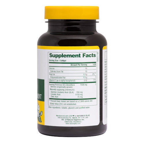 Nature's Plus Ultra EPO 1500 Mg Softgels 60-Nature's Plus-Ur Vitamins