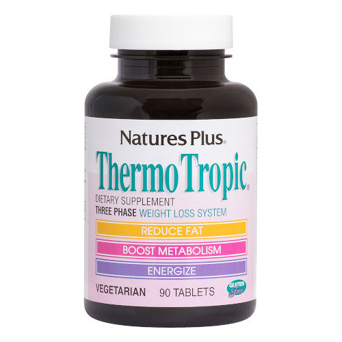 Nature's Plus Thermo Tropic 90 Tablets-Nature's Plus-Ur Vitamins