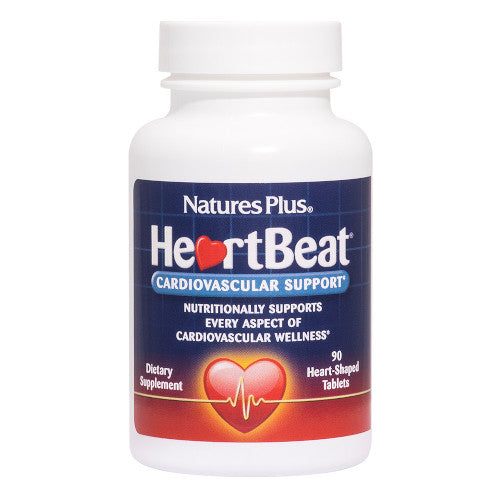 Nature's Plus Heartbeat 90 Tablets-Nature's Plus-Ur Vitamins