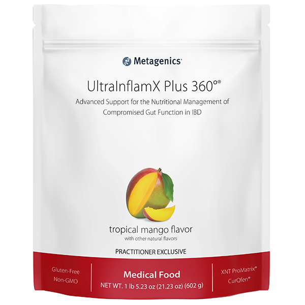 UltraInflamX Plus 360 Tropical Mango 14 Serving