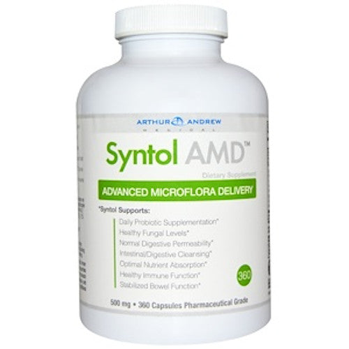 Syntol AMD 360 Caps Arthur Andrew Medical