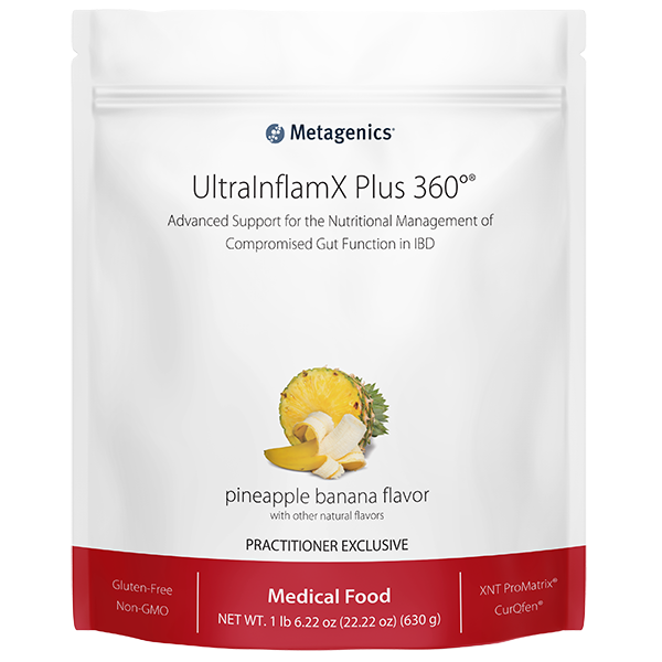 UltraInflamX Plus 360 Pineapple Banana 14 Servings