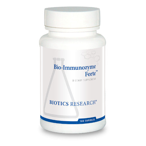 Biotics Research Bio-Immunozyme Forte 180 Tabs