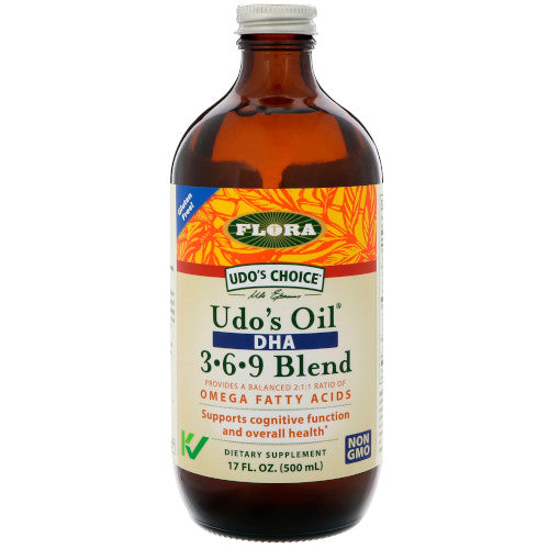 Udo's Choice Udo's Oil DHA 3·6·9 Blend 17 fl oz