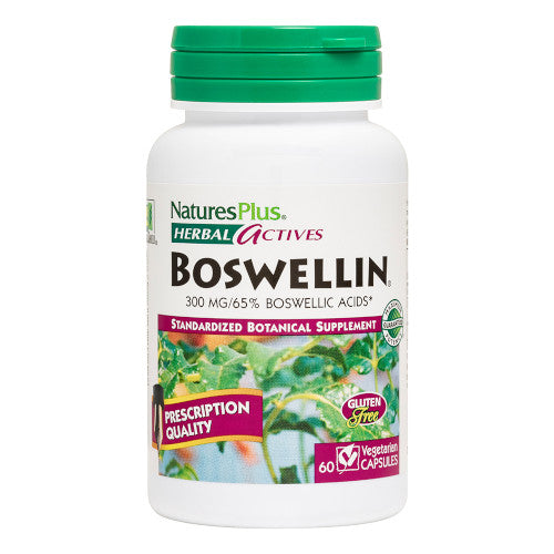 Nature's Plus Boswellin Vcaps 60-Nature's Plus-Ur Vitamins