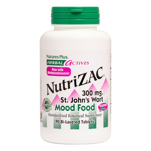 Nature's Plus Nutrizac 90 Tablets-Nature's Plus-Ur Vitamins