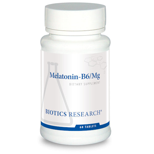 Biotics Research Melatonin-B6/Mg