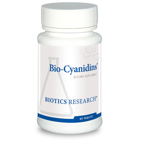 Biotics Research Bio-Cyanidin 60 Tabs
