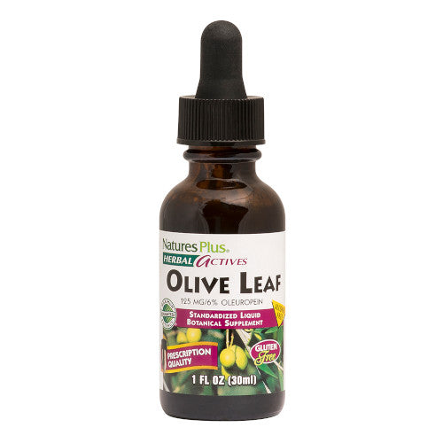 Nature's Plus Liquid Olive Leaf 1 Oz-Nature's Plus-Ur Vitamins