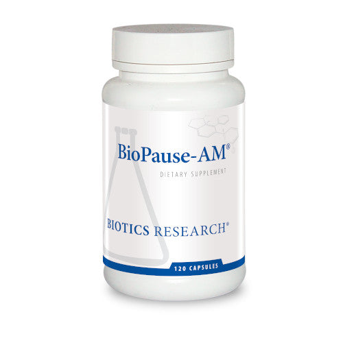 Biotics Research BioPause-AM 120 Caps