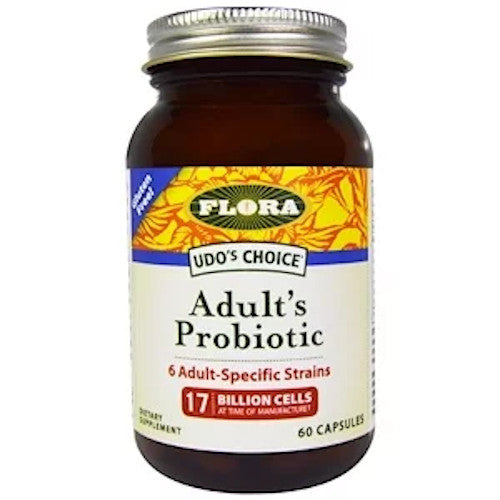 Flora Udo's Choice Adult's Probiotic 60 Caps