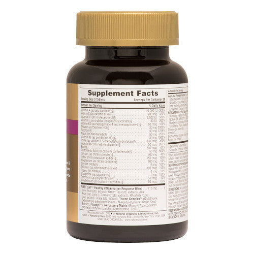 AgeLoss Women's Multi 90 Tablets-Nature's Plus-Ur Vitamins