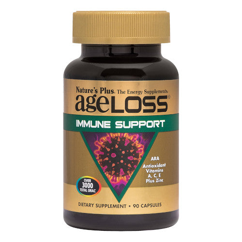 AgeLoss Immune Support 90 Caps-Nature's Plus-Ur Vitamins