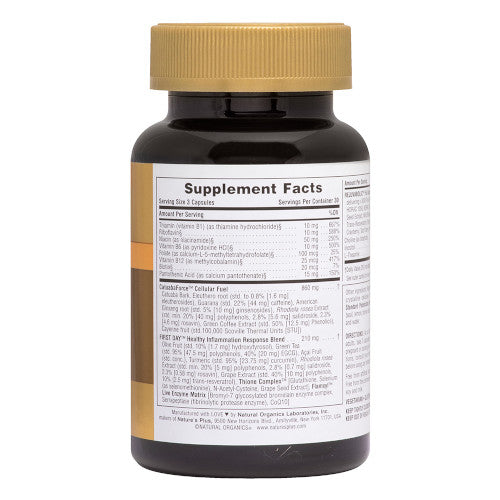 AgeLoss Energy Support 90 Caps-Nature's Plus-Ur Vitamins