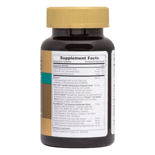 AgeLoss Mood Support 60 Caps-Nature's Plus-Ur Vitamins
