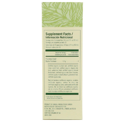 Flor Essence Gentle Detox 2 1/8 oz (63 g)