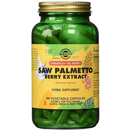 Solgar - Saw Palmetto Berry Extract 180 VCaps