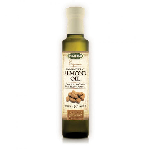 Flora Almond Oil Hydro-Therm 8.5 oz