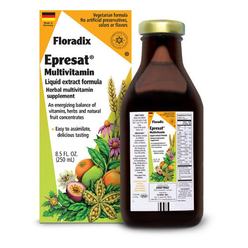 Flora Epresat Multivitamin 8.5 oz