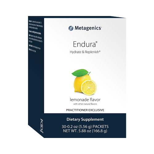 Metagenics - Endura Lemon Lime 30 Servings|Metagenics - Endura Lemon-Lime 1.47 lbs||