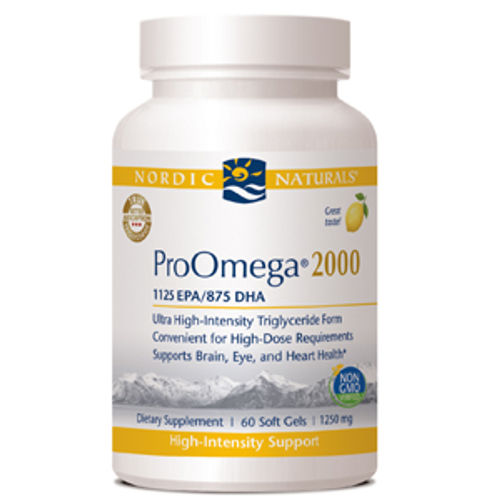 Nordic Naturals - ProOmega 2000 60 softgels||New Chapter - Coenzyme B Food Complex 90tab