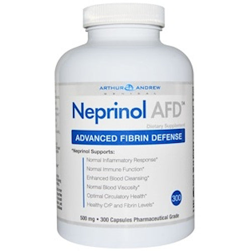 Neprinol AFD 300 Caps Arthur Andrew Medical