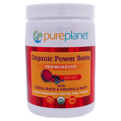Pure Planet Organic Power Beets Preworkout