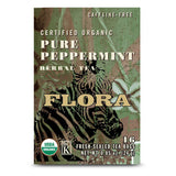 Flora Pure Peppermint Tea 16 Bag