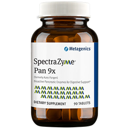 Metagenics - SpectraZyme Pan 9x 90 tabs||