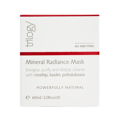 Trilogy Mineral Radiance Mask 60ml-Trilogy-Ur Vitamins